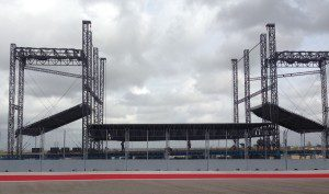 Circuit of the Americas Staging