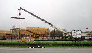 Crane Construction Austin, TX