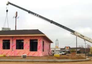 cranes, Austin, rental
